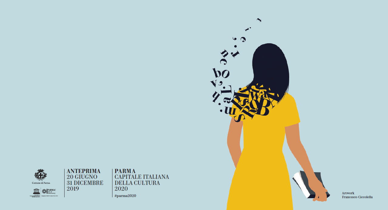 "PARMA 2020: il 26 settembre è partita la seconda open call ""Imprese Creative Driven"""